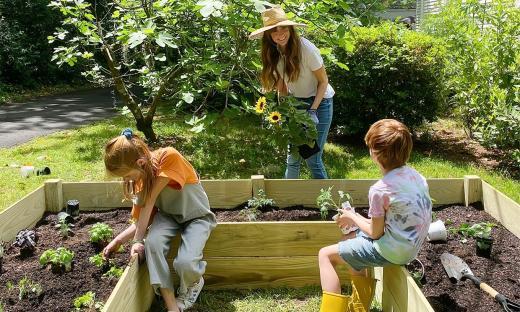 5 Kid-Friendly Gardening Activities for Spring
