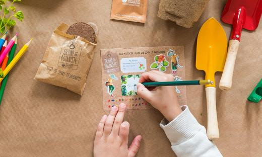 Plant-Based Projects Kids Will Love