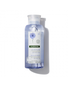 Floral water make-up remover with soothing Cornflower