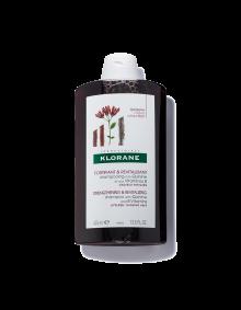 Shampoo with Quinine and B vitamins