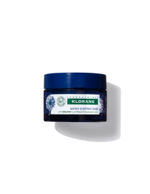 Revitalizing Water Sleeping Mask with Cornflower