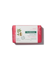 Hibiscus flower bar soap with Cupuaçu butter