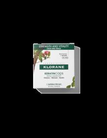 KERATINcaps Hair and Nails Dietary Supplements 30 Capsules