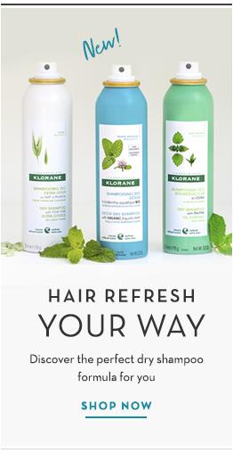 KL Grid Promo Dry Shampoo Quiz