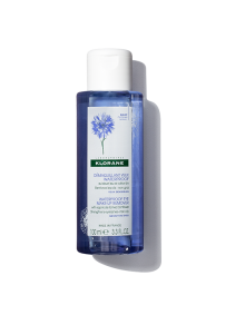 Waterproof eye make-up remover with organically farmed Cornflower
