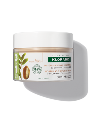 3-in-1 Mask with Organic Cupuaçu Butter