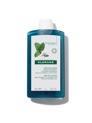 Detox shampoo with Aquatic mint