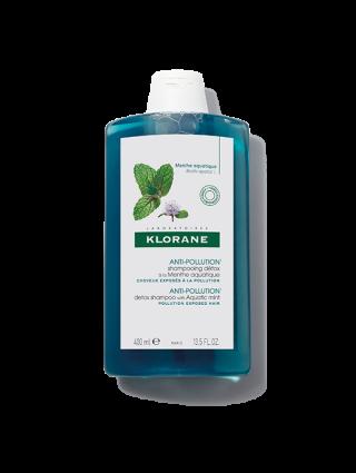 Detox shampoo with Aquatic mint