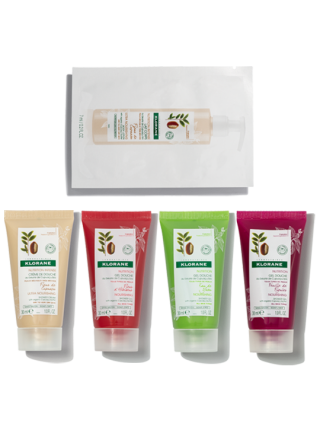Nourishing Body Care Travel Kit