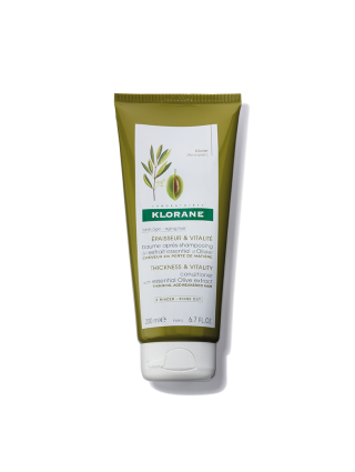 Conditioner with Essential Olive Extract