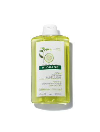 Shampoo with Citrus Pulp