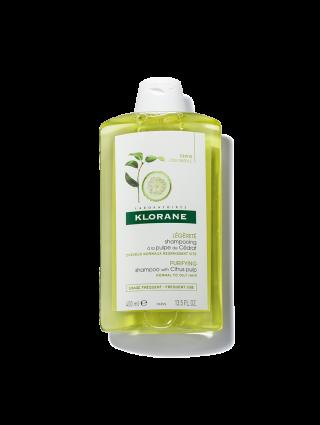 Shampoo with Citrus Pulp
