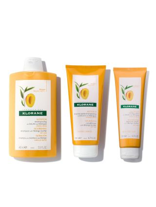 Nourishing Mango Dry Hair Kit