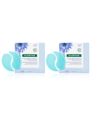 Smoothing and Soothing Eye Patches Duo