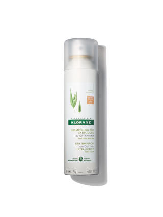 Dry Shampoo with Oat Milk - Natural Tint