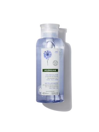 Micellar water with organically farmed