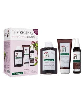 Hair Thickening Routine