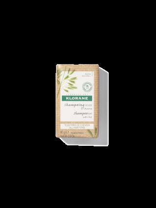 Ultra-Gentle Shampoo Bar with Oat Milk