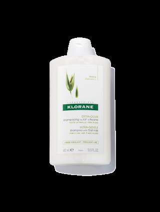 Shampoo with Oat Milk