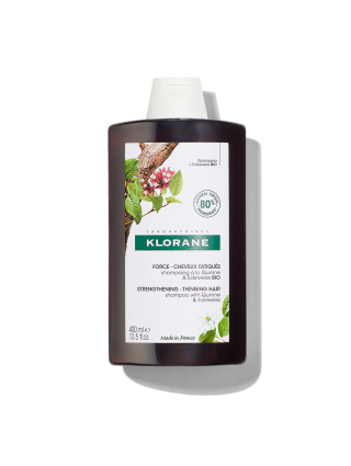 Strengthening Shampoo with Quinine and Edelweiss