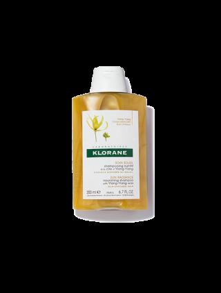 Shampoo with Ylang-Ylang wax
