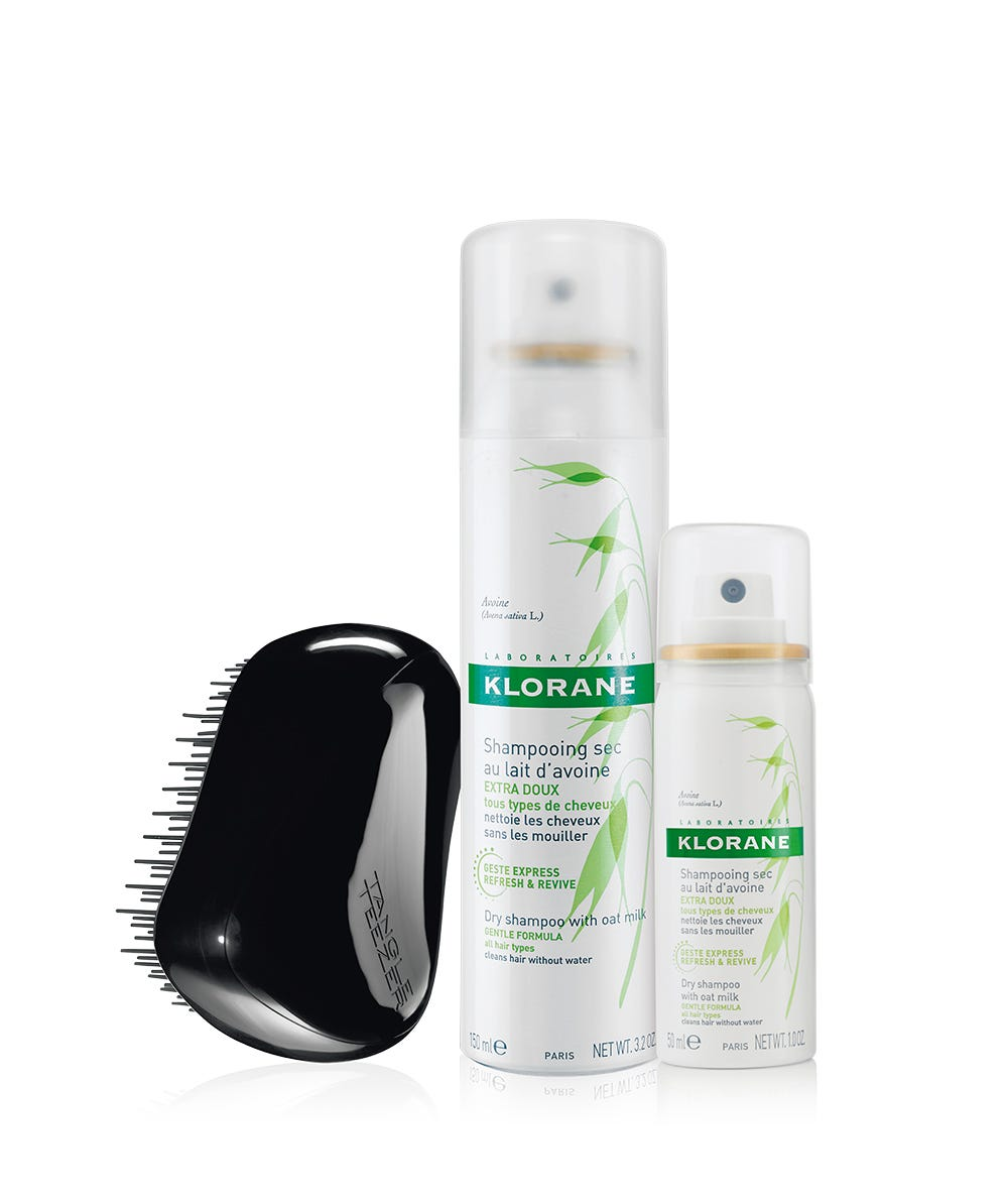 Klorane Dry Shampoo Styler Kit P_C74097