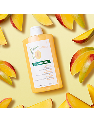 Shampoo with Mango butter