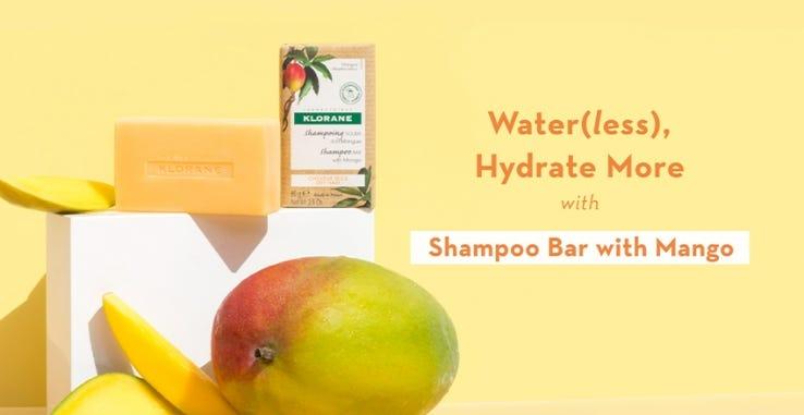 HOW TO Nourishing Shampoo Bar with Mango