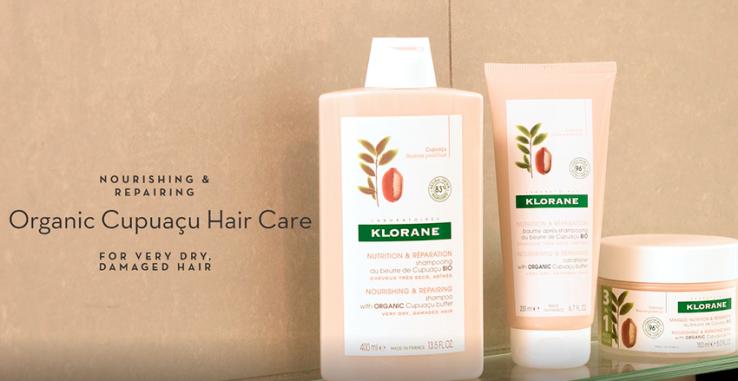 Organic Cupuaçu Hair Care for very dry, damaged hair